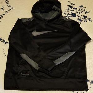 Nike Therma Fit Black Hoodie Sweatshirt
